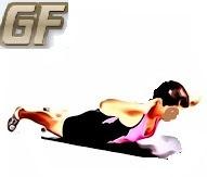 back variasi gerakan sit up dan crunch
