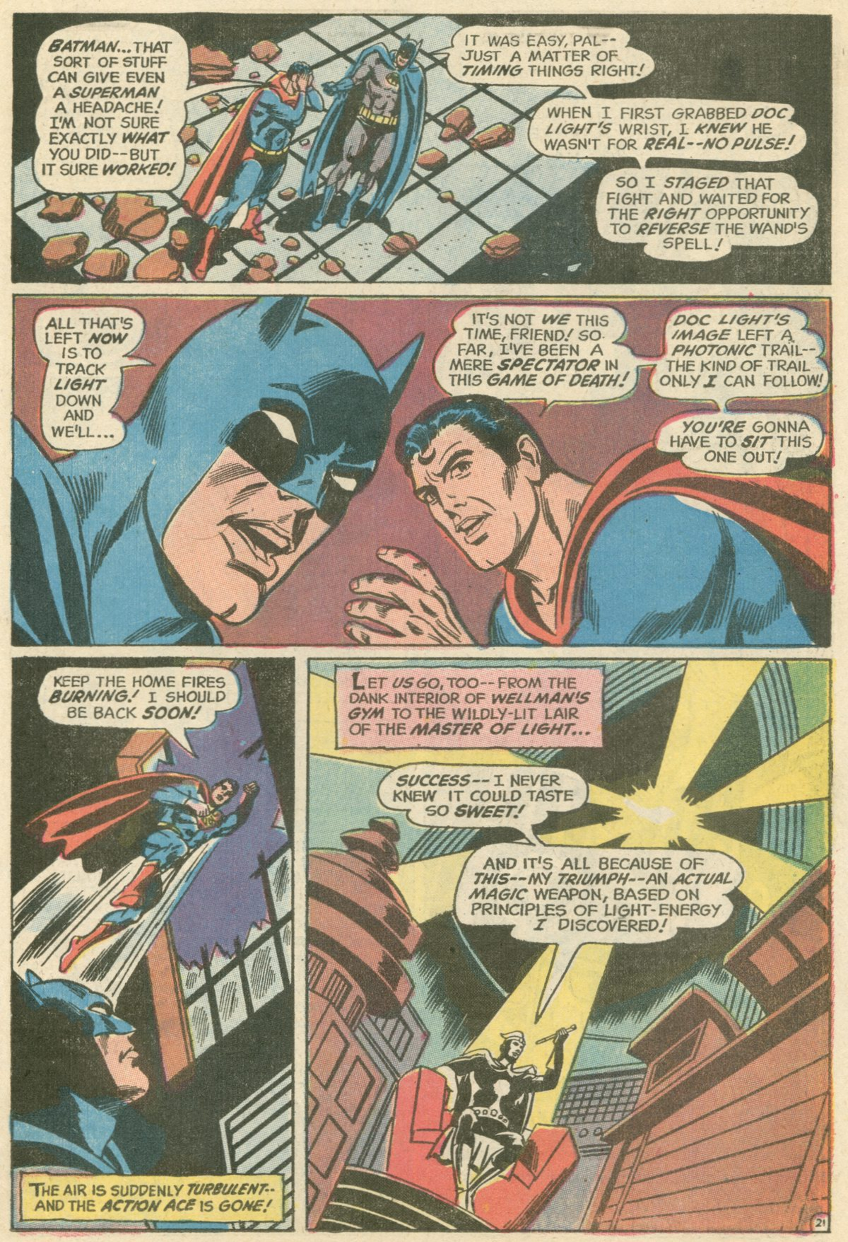 Read online World's Finest Comics comic -  Issue #207 - 29