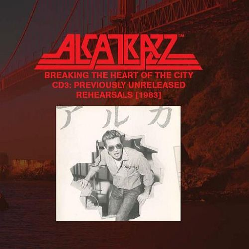 ALCATRAZZ - Breaking The Heart Of The City; The Best Of Alcatrazz 1983-1986 Box Set (2017) - disc 3 photo