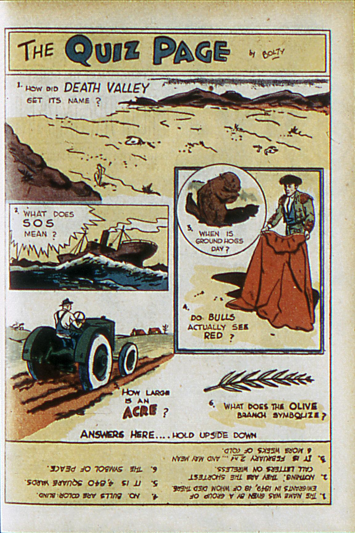 Read online Adventure Comics (1938) comic -  Issue #61 - 32