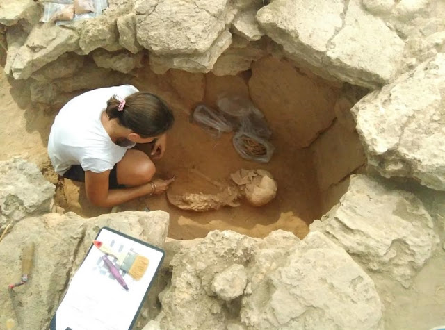 2,500-year-old human remains found in Mallorca's necropolis of Son Real