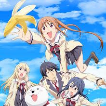 Aho Girl: Presenta Imagen promocional, diseños de personajes y temas musicales del anime