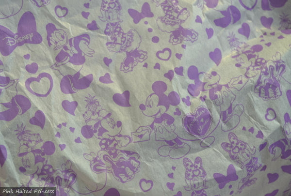 disney mickey & friends tissue paper
