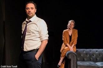 Théâtre : Providence, de Neil LaBute - Avec Marie-Christine Letort et Xavier Gallais - Les Déchargeurs
