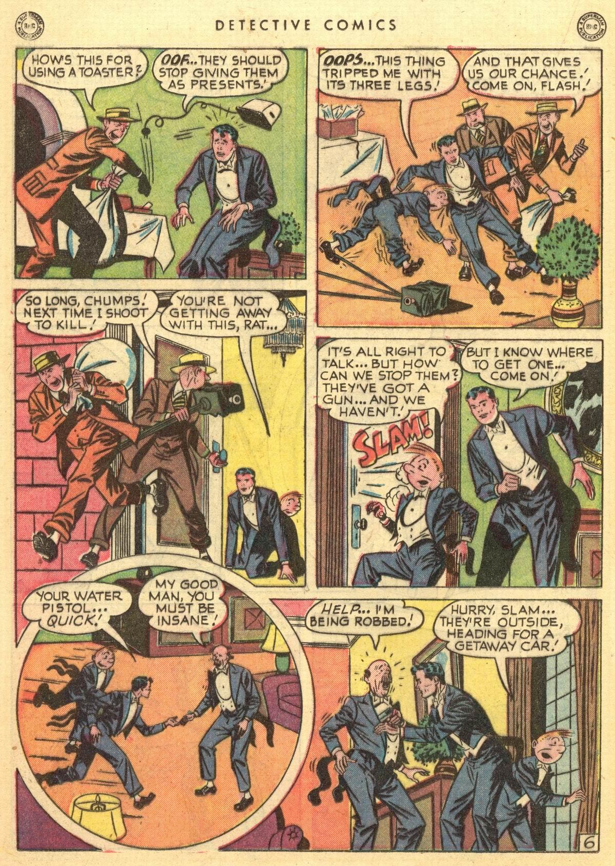 Read online Detective Comics (1937) comic -  Issue #150 - 29