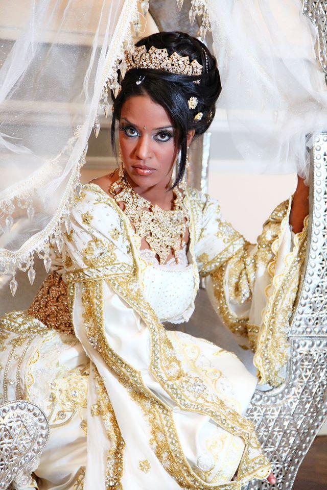 Abiti da sposa del marocco
