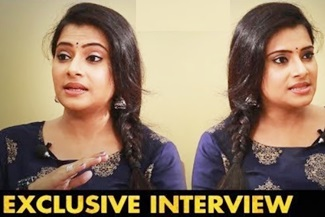 Actress Shruthi Raj Interview | Sudha in Azhagu Serial