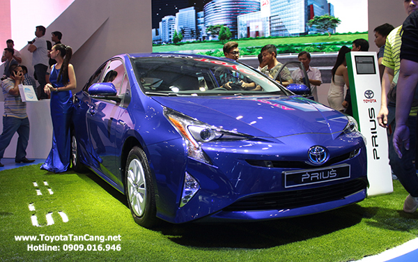 Toyota Prius sẽ được ra mắt tại Việt Nam trong thời gian tới nhằm hiện thực hóa cam kết của Toyota Việt Nam