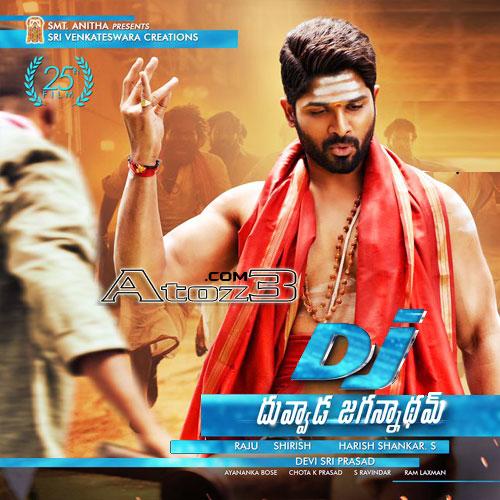 duvvada jagannadham dj, Audio , Songs ,Poster