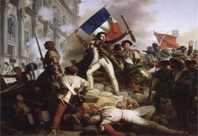 لمحة عن الثورة الفرنسية : Révolution française