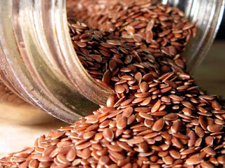 flax seeds decrease the risk of heart health