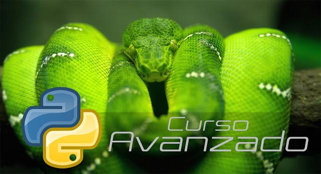 curso programación python avanzado