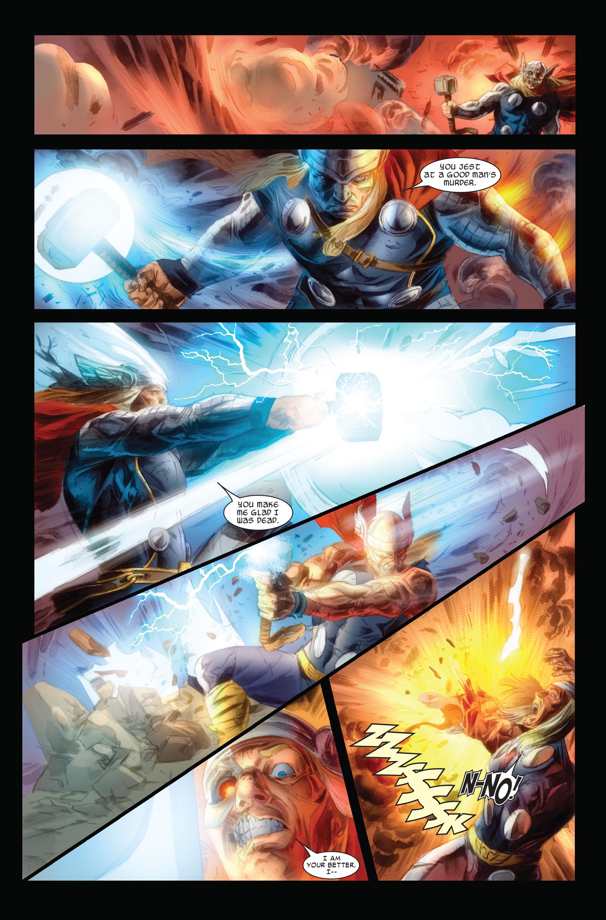 Thor (2007) Issue #610 #23 - English 21