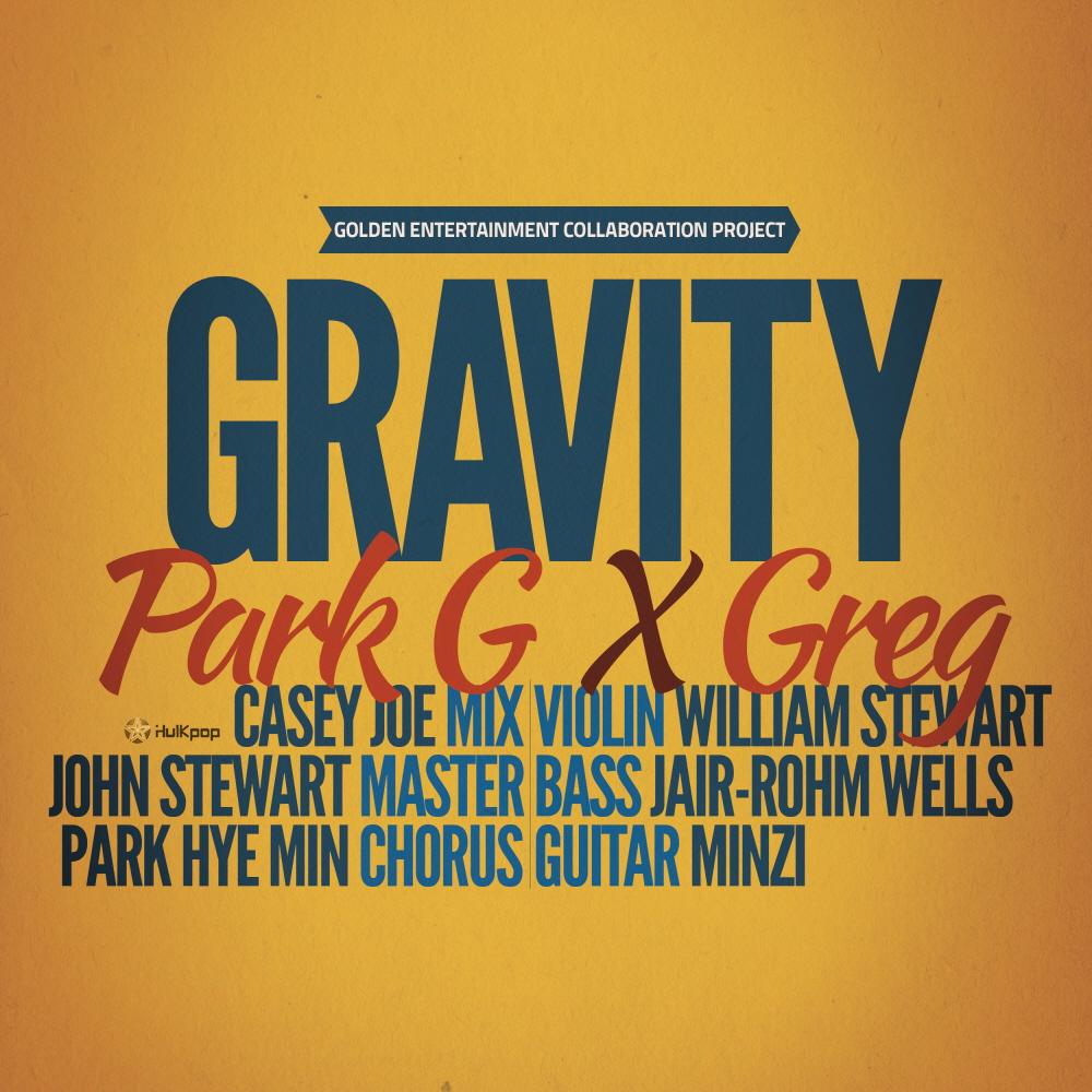 [Single] Park G – GRAVITY