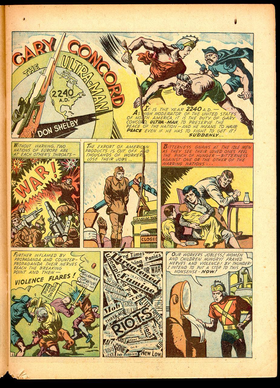 Read online All-Star Comics comic -  Issue #1 - 19