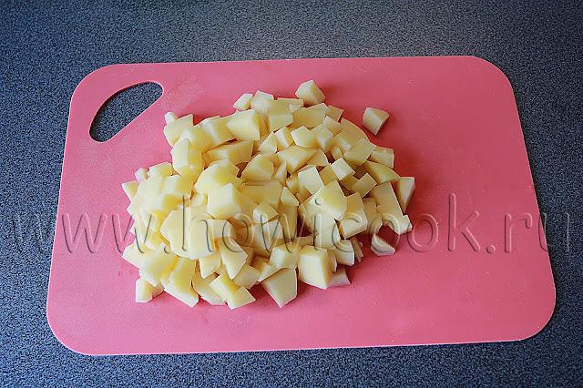 рецепт крем-супа из тыквы с пошаговыми фото