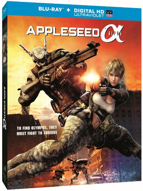 Appleseed Alpha