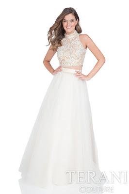 imagenes de Vestidos de 15 Años Blancos