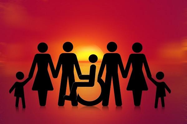تمثل الأمهات لإعاقة أطفالهن
