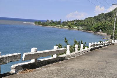 Playa de Yumurí  en Baracoa