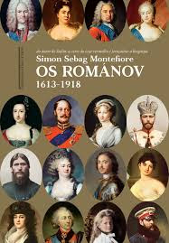 Os Románov, de Simon Sebag Montefiore - Editora Companhia das Letras