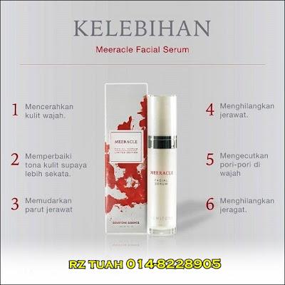 meeracle gemstone cleanser serum