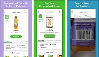 4 تطبيقات رائعة لتتبع تغذيتك