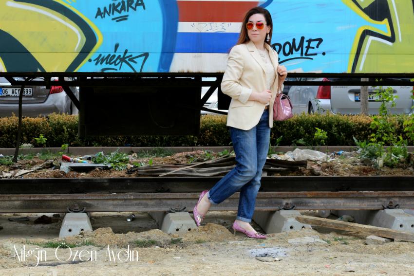 alışveriş-Payetli Kadife Stilettolar-Alçak topuklu stilettolar