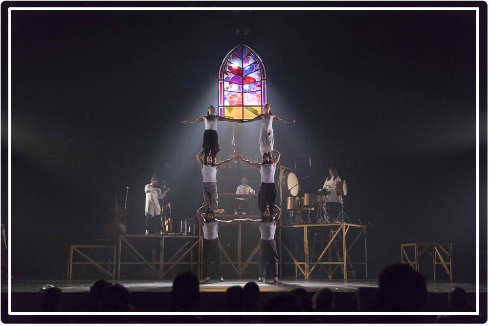 Cirque Alfonse une affaire familiale