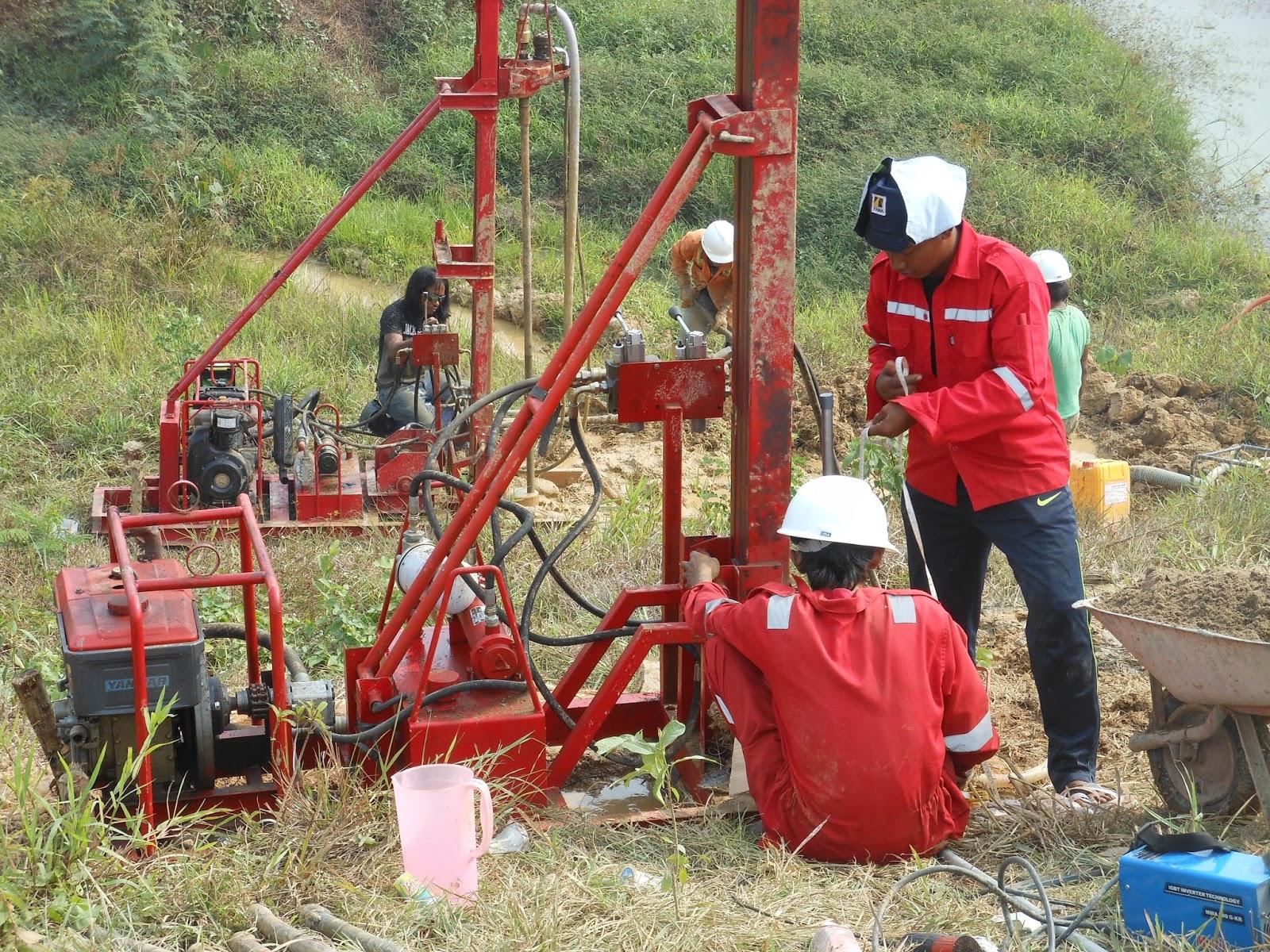 Pt Bumi Indonesia Jasa Sumur Bor Air Balikpapan
