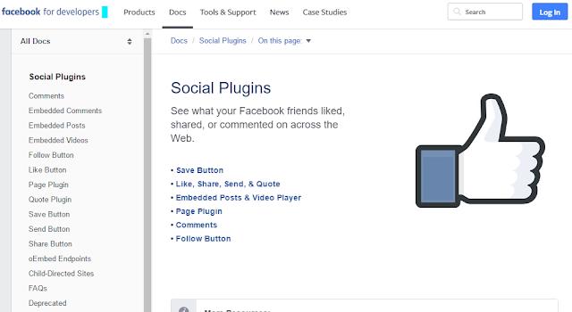 Add Facebook Like Box on Blogger