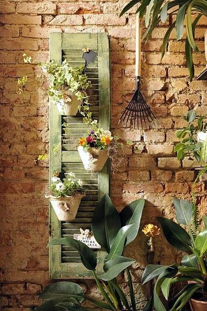 cancelli idee porta giardino ideale : ... alla luce, perche anche lei ha un posto donore in giardino