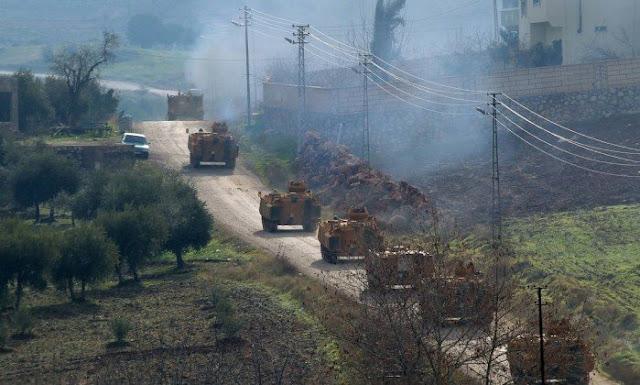 Turquia em Afrin
