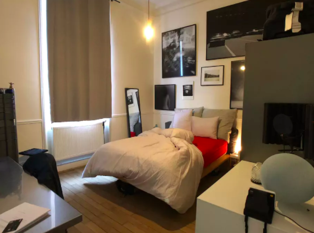 airbnb paris reviews