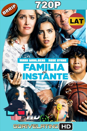 Familia al Instante (2018) BRRip 720p Latino-Ingles MKV