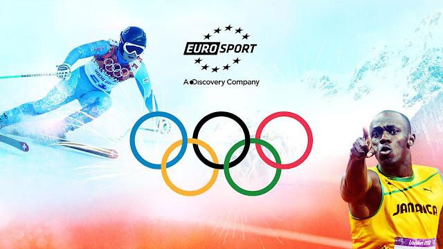 Eurosport se queda con los Juegos desde 2018 hasta 2024