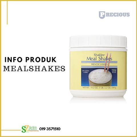 INFO PRODUK : MEALSHAKES