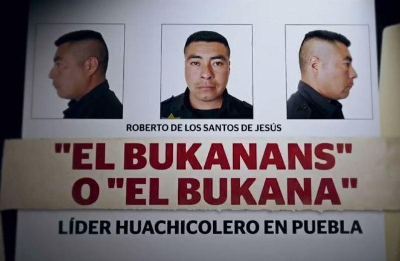 VIDEO: El Bukana, capo del huachicol más buscado en Puebla, fue policía en Veracruz