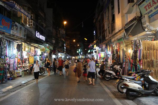 ทัวร์เวียดนาม ถนน 36 สาย