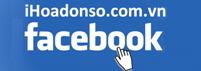iHoadonso.com.vn chúng tôi trên facebook