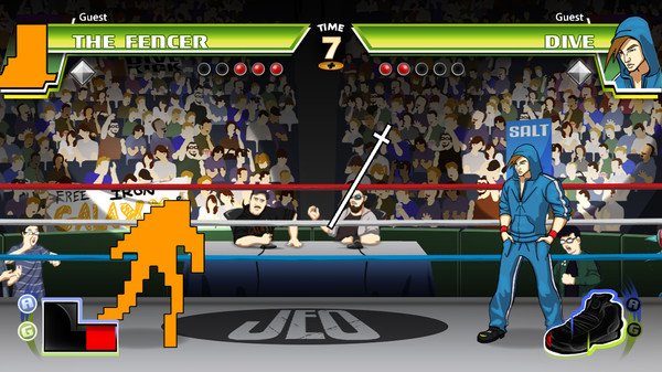 Divekick PC Game