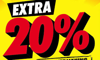 Sports Direct Extra 20% Off Everything Storewide 2017