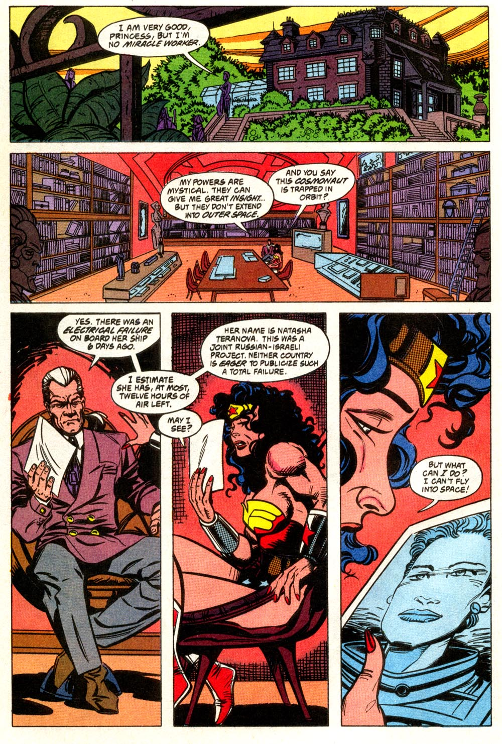 Read online Wonder Woman (1987) comic -  Issue #66 - 7