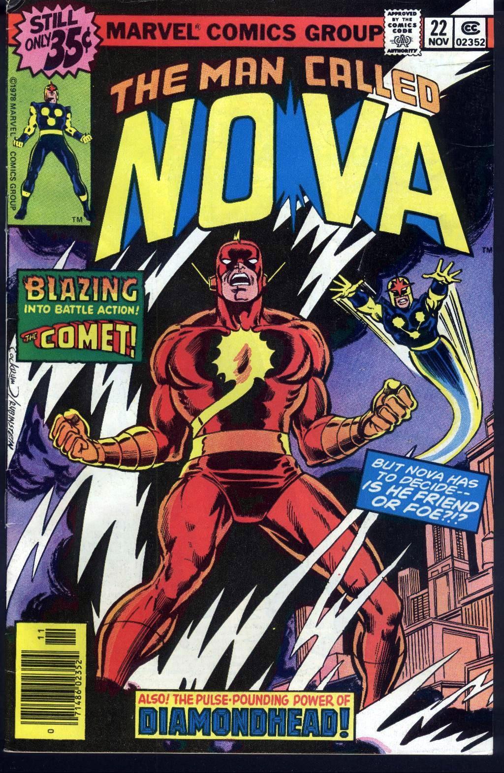 Nova (1976) 22 Page 1