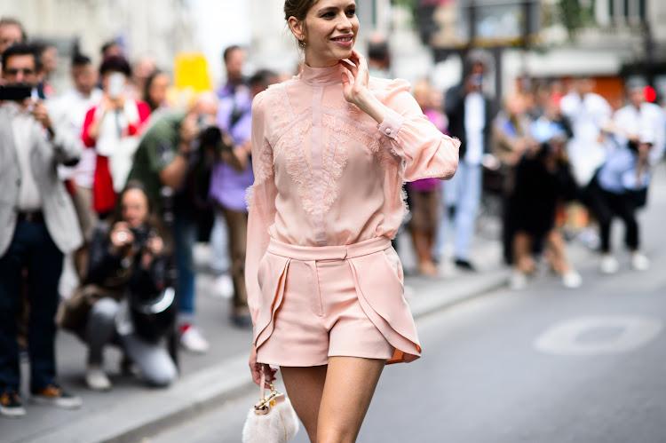 Inspiration: Pink Quartz
