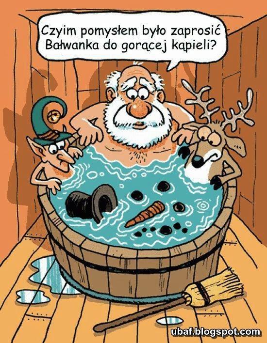Mikołaj Bałwanek Renifer I Elfy śmieszne Obrazki I Gify