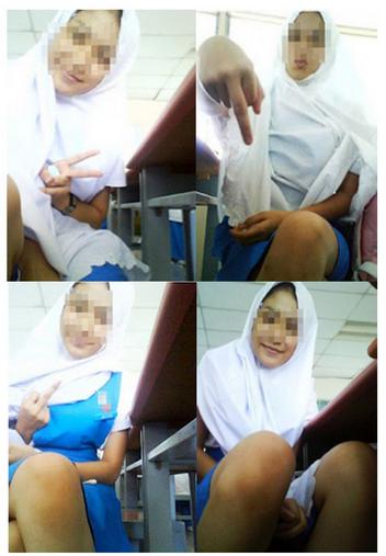 Melayu budak sekolah 1 - 1 6
