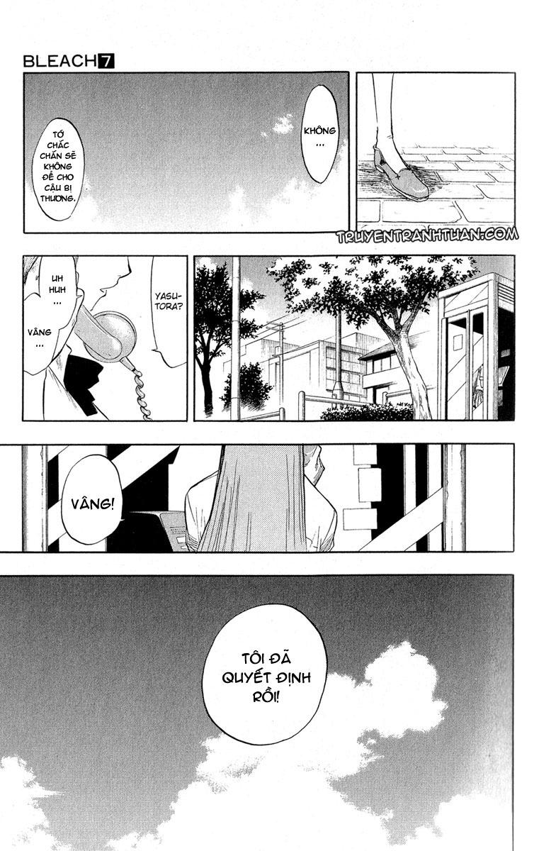 Bleach chapter 58 trang 18