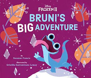 Frozen 2: Bruni's Big Adventure
