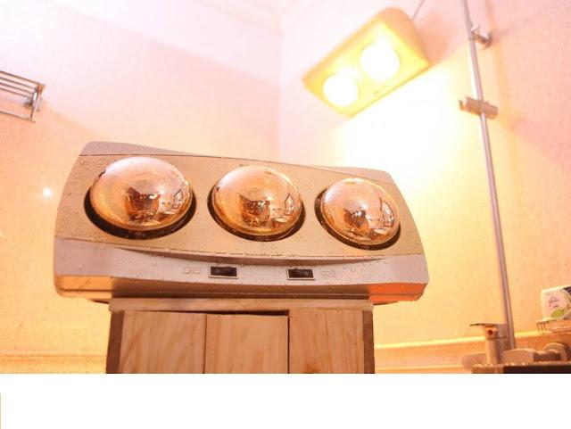 NAVADO - nơi bán đèn sưởi hồng ngoại Hạ Long chất lượng